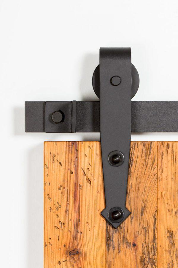 401 Flat Track Hardware | Barndoorhardware.com
