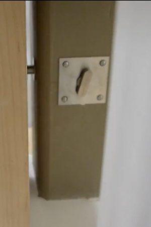 Barn Door Locks