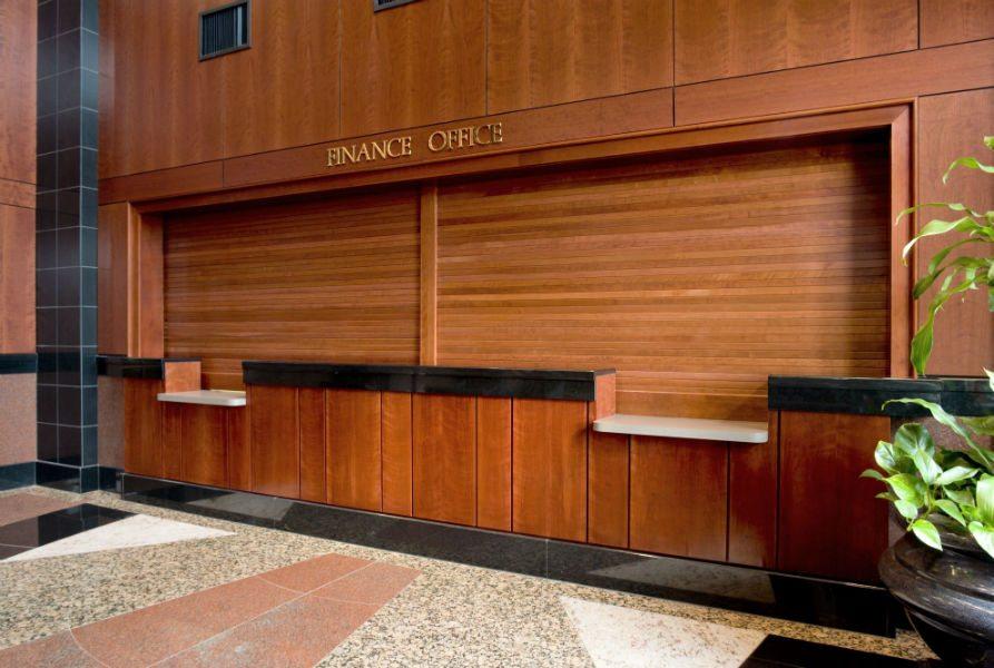 Woodfold Roll Up Doors Specialtydoors Com