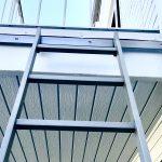 Hook Ladder Industrial Finish 5
