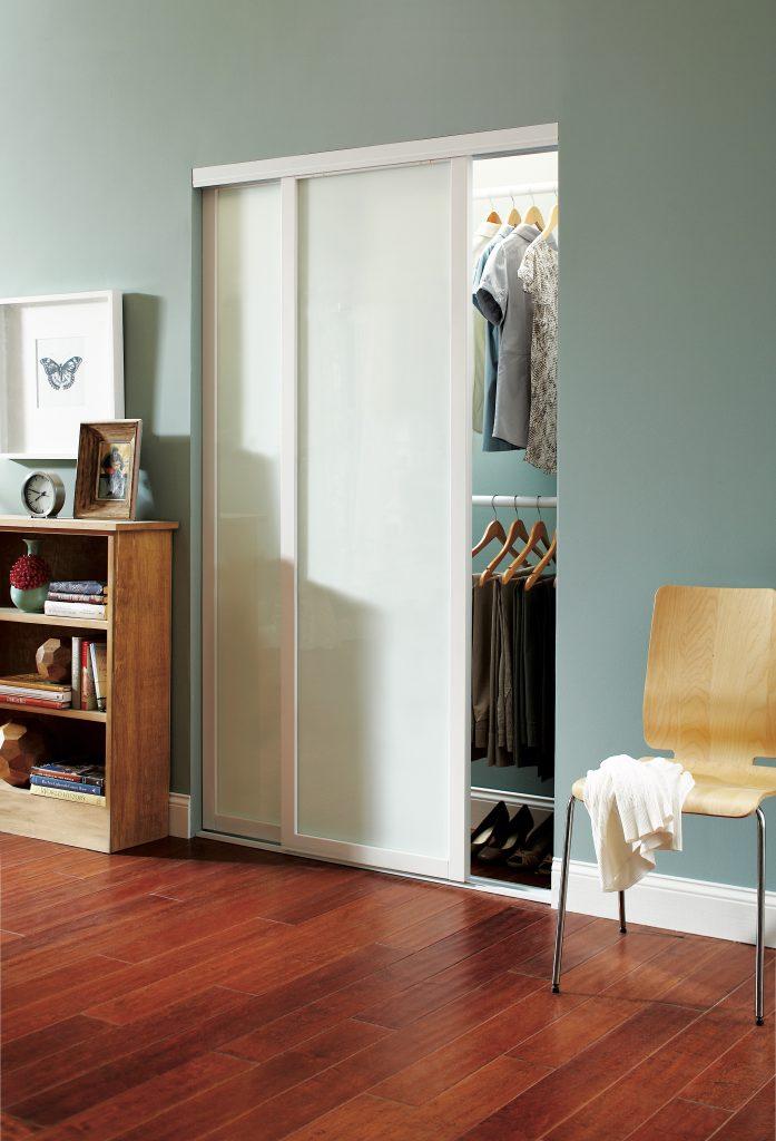 Tranquility Sliding Closet Door Specialtydoors Com