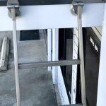 SL.501 Rolling Library Ladder Full View